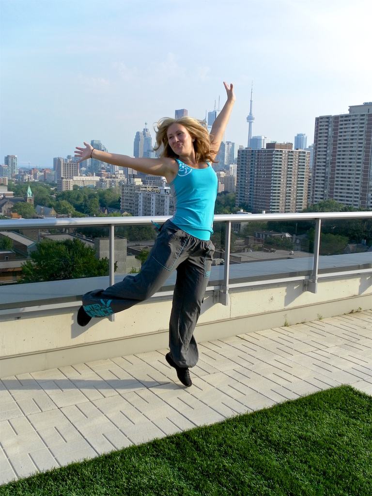 Fitness Rooftop Toronto